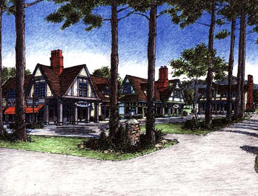 Cheshire Village Center